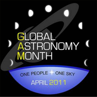 Global Astronomy Month: One People, One Sky (Archived)