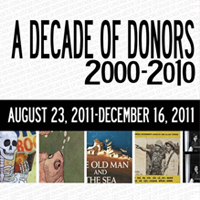A Decade of Donors: 2000-2010 (Archived)