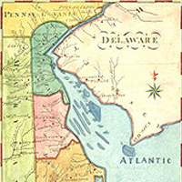 Picturing Delaware: Maps and Illustrations of the First State (Archived)