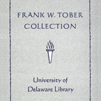 Forging A Collection: The Frank W. Tober Collection on Literary Forgery (Archived)