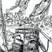 Delaware In Wartime (Archived)