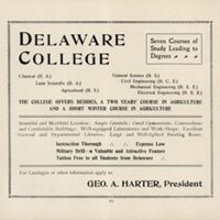 Through the Years: The University of Delaware Through the Yearbooks (Archived)