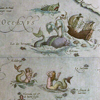 Multiple Middles: Maps from Early Modern Times