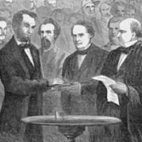 The Union at the Crossroads: the Election of 1864