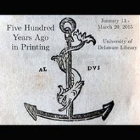 Five Hundred Years Ago In Printing