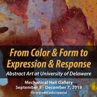 From Color & Form to Expression & Response