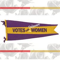 Votes for Delaware Women